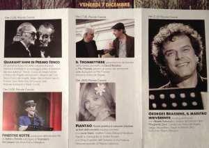 Programma Venerdì 7 Dicembre 2012 - Il Tenco a Novara