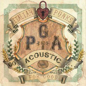 PGA – Italian Punks Go Acoustic… For Good - cover