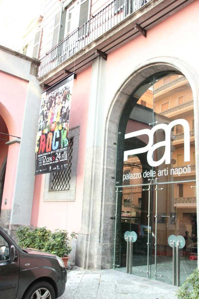 ROCK!3 in scena al PAN di Napoli. La conferenza stampa