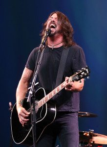 Dave Grohl – © Justin Sullivan/Getty Images