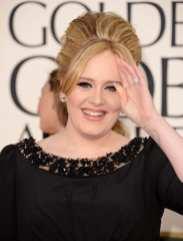 Adele ai Golden Globes 2013   © Jason Merritt/Getty Images