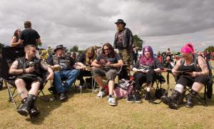 Sonisphere 2009 | ©  Leon Neal/AFP/Getty Images