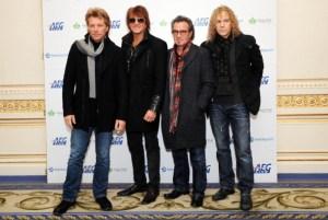 Bon Jovi © Stuart Wilson/Getty Images