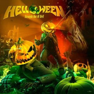 Helloween - Straight Out Of Hell - Artwork © Facebook