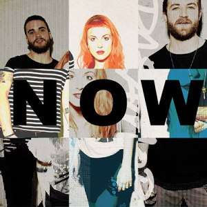 Paramore - Now - Artwork