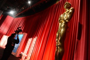La statuetta degli Oscar 2013   © ROBYN BECK/AFP/Getty Images
