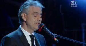 Andrea Bocelli - Screenshot