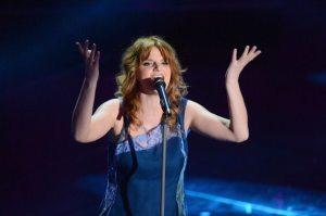 Chiara Galiazzo  al Festival di Sanremo | © Daniele Venturelli/Getty Images