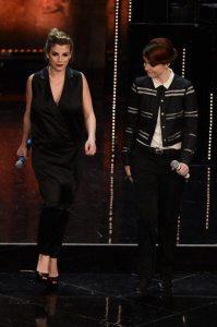 Annalisa Scarrone - Emma Marrone - Sanremo 2013 | © Daniele Venturelli/Getty Images