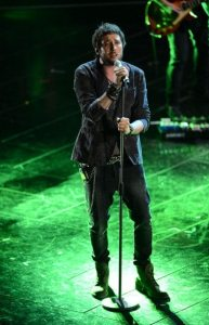 Il Cile al Festival di Sanremo 2013 | © Daniele Venturelli/Getty Images