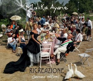 Malika Ayane - Ricreazione Sanremo edition