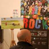 Paul Whitehead - Mostra ROCK!3 . © Ph. A.Moraca