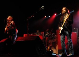 The Black Crowes | © Rick Diamond/Getty Images
