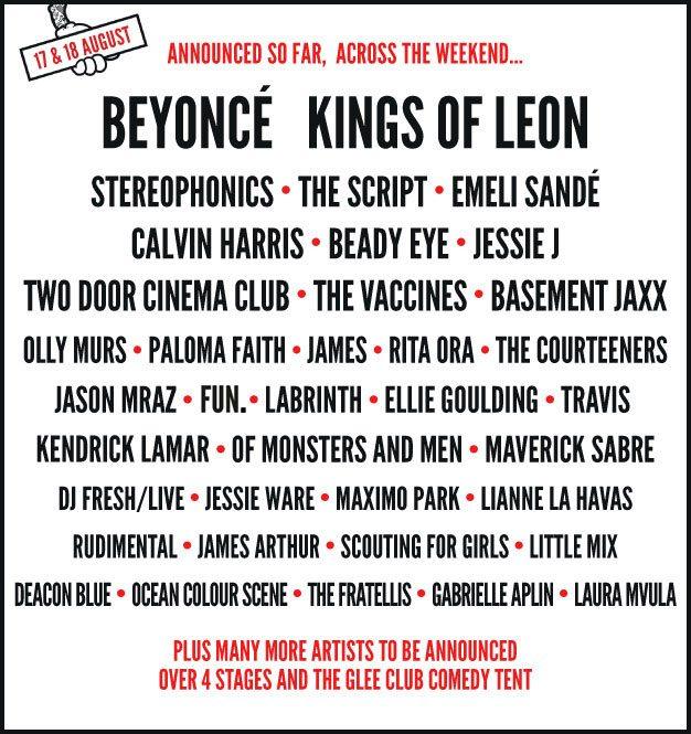 V Festival 2013 | Pagina Facebook