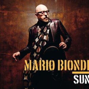 "Mario Biondi  - ""Sun"" - Artwork"