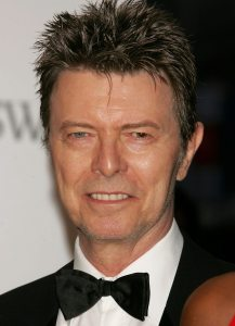 David Bowie ©  Peter Kramer/Getty Images for CFDA