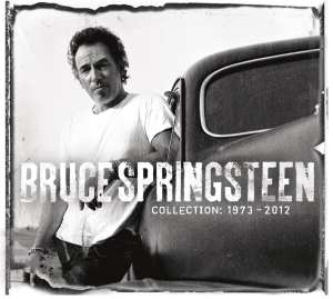 "Bruce Springsteen - ""Collection 1973-2012"" Artwork"