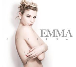 Emma Marrone - Schiena - Artwork