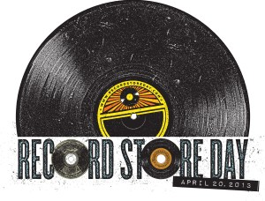 Record Store Day 2013 © Facebook