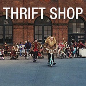 "Artwork ""Thrift Shop"" Macklemore & Ryan Lewis feat. Wanz"
