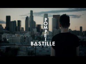 "Bastille- ""Pompeii""- Artwork"