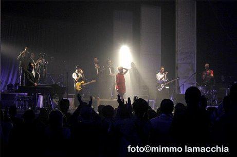 Malika Ayane live al Gran Teatro Geox di Padova