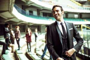 Marco Mengoni   © Facebook Official Fanpage