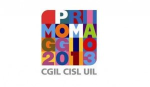 logo primo maggio 2013