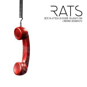 """Rats - """"Siete in attesa di essere collegati con l'inferno desiderato"""" - Artwork"""