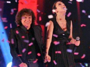 Elhaida Dani & Riccardo Cocciante | © Elhaida Dani Facebook Official Fan Page