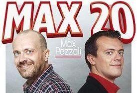 """""""Max 20"""", il nuovo album di Max Pezzali"""