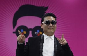 PSY | © Chung Sung-Jun/Getty Images
