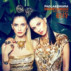 "Paola e Chiara | ""Divertiamoci"" - artwork"