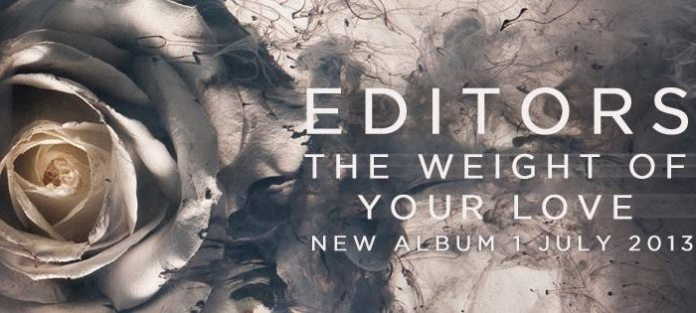 """Editors, """"The Weight Of Your Love"""" è il titolo del nuovo album"""
