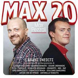 Max Pezzali - Max 20 - Artwork