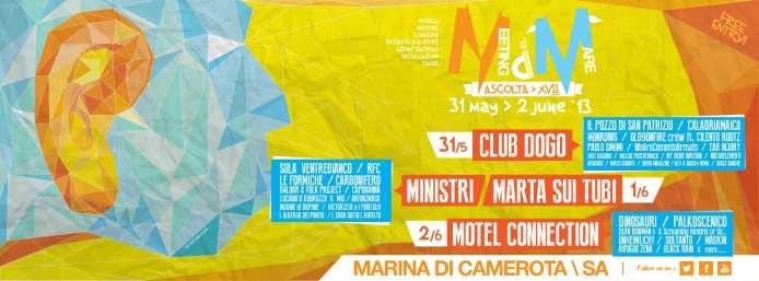 Al via il Meeting del Mare, sul palco anche Club Dogo e i Ministri