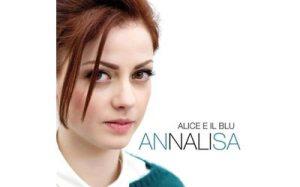Annalisa - Alice e il blu - Artwork