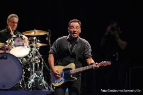 Springsteen in concerto | © Mimmo Lamacchia