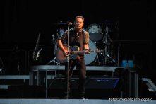 Springsteen sul palco | © Mimmo Lamacchia