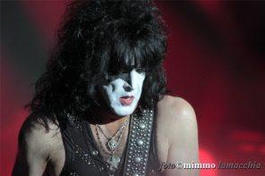 Paul Stanley - Kiss live a Codroipo   © Mimmo Lamacchia
