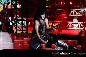 Energico live show dei Kiss a Udine   © Mimmo Lamacchia