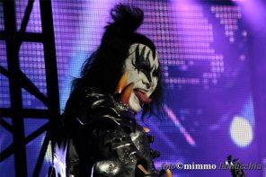 Gene Simmons - Live Kiss   © Mimmo Lamacchia