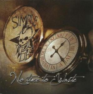 """Simple Lies - """"No time to waste"""" - Artwork"""