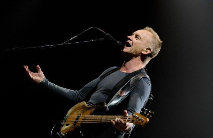 Sting e la musica dei Police all'Arena di Verona