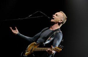 Sting| ©  SAMUEL KUBANI / Getty Images