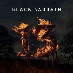 "Black Sabbath - ""13"" - Cover"