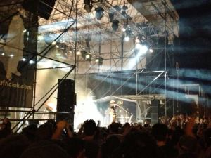 Manu Chao Live in Napoli ©MelodicaMente