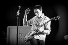Jeff Schroeder in assolo - Smashing Pumpkins - Rock In Roma