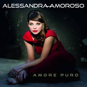 Alessandra Amoroso  - Artwork - Amore Puro