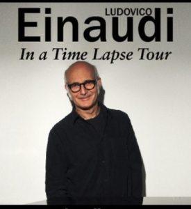 Ludovico Einaudi al Pomigliano Jazz in Campania
